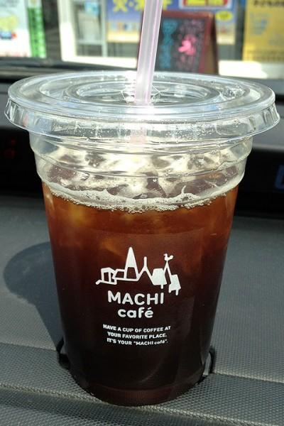 ローソンのマチカフェ アイスコーヒー