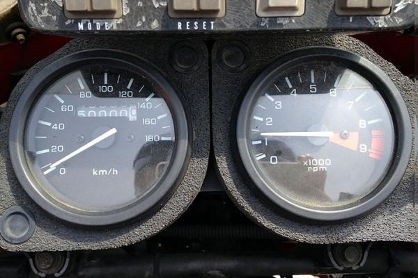 アフリカツイン50000km