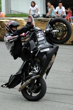 2008年8月19日 バイクの日