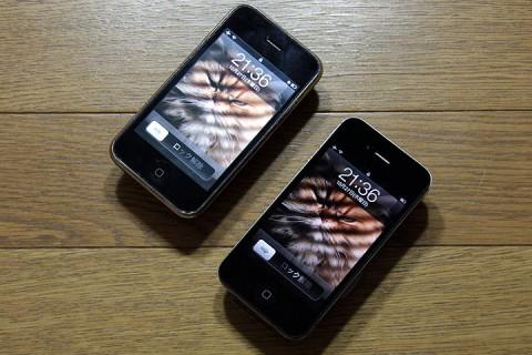 2011年10月27日 iPhone4S入荷