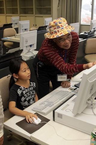 2011年11月7日 パソコンでカレンダー