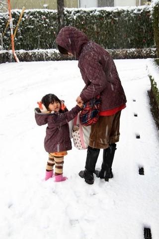 関東では5cmで大雪