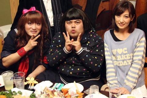 2012年2月5日 美女(?)3人
