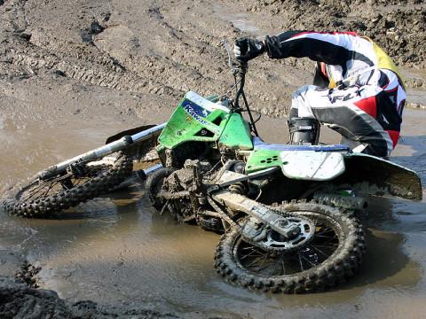 2006年3月6日 泥んこ遊び
