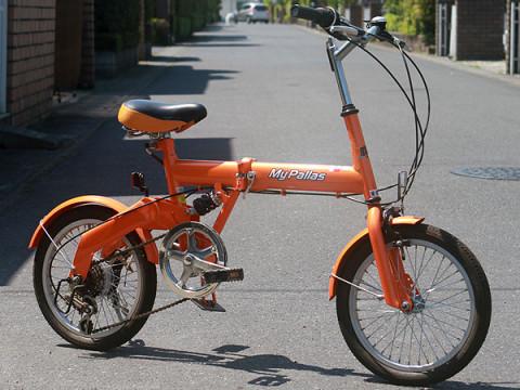 折りたたみ自転車って、予想以上の人気